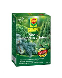 Compo Nitrophoska® Coníferas Estuche 750g
