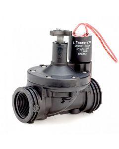 Electroválvula de riego Cepex 24 VAC