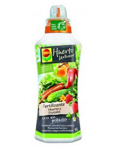 Compo Fertilizante Huerto y Frutales 500ml