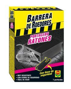 Compo Barrera Portacebo Ratones