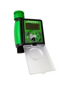 Programador de riego digital de grifo Cepex