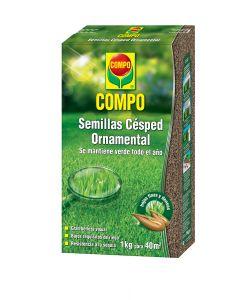 Compo Semillas Césped Ornamental Estuche 1 kg