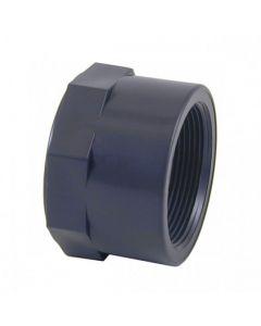 Tapón PVC rosca hembra Cepex