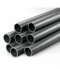 Tubo PVC presión PN16 gris rígido D25-D160 Cepex