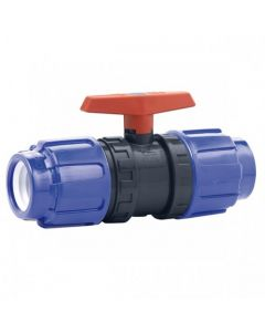 Válvula de bola PVC Cepex conexión PE x PE