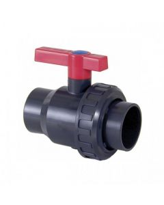 Válvula de bola Uniblock PVC PE-EPDM encolar Cepex
