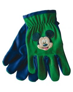 Par De Guantes Para Niños Mickey Disney